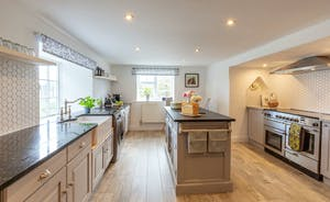 Frog Street: The light and airy kitchen