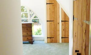 Entrance to Master bedroom with en-suite