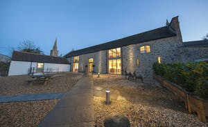 Beaverbrook 30 - A stunning barn conversion in a peaceful rural location