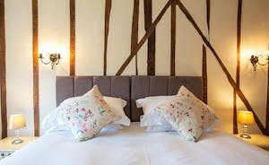 Pippinsands: The bedrooms all exude a very restful ambience, conducive to a good nights' sleep