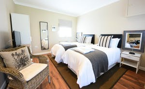 The Pump House Bedroom
