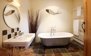 Bedroom Two, Ensuite Bathroom