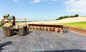 The Granary - Dance on the patio, or on the lawn - relax and let your hair down.