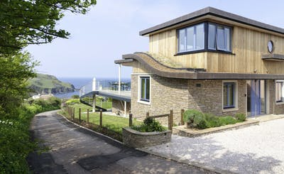 Short Breaks at Runic House, Hope Cove