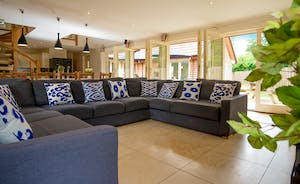 Foxcombe - Put your feet up, chat or watch a film together