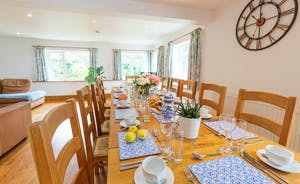 Culmbridge House - A lovely light and airy setting for breakfast, lunch or dinner