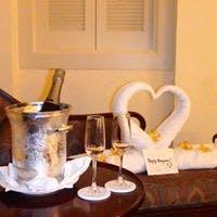 Romantic treat at Southclay Holidays