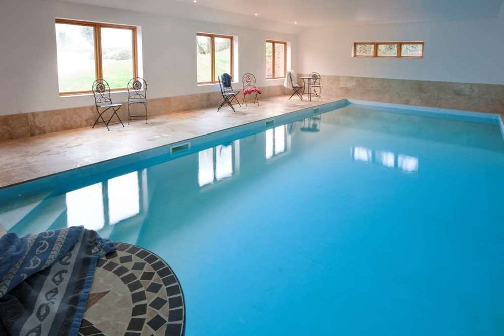 Large Group Accommodation With An Indoor Swimming Pool Blog Group Stays