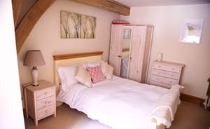 Spring Cottage Bedrooms