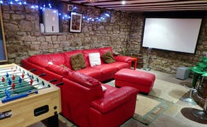 Games/Cinema Room