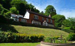Riversdale Lodge Garden Pond
