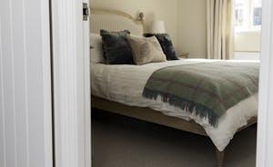Top floor landing into Bedroom 1