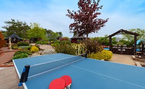 Foxhill Lodge - Anyone for (table) tennis?