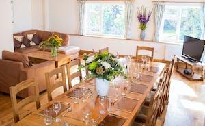 Culmbridge House - Gather round for a big celebratory feast