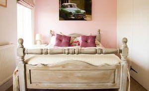 Bedroom 2 - Double en suite bedroom on the 1st floor