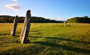 Largie standing stones