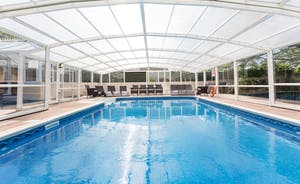 Indoor Heated Swimming Pool for All Year Round Use