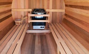 Wayside: Get your glow back in the sauna; the ultimate in relaxation