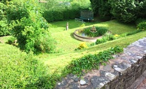 Riversdale Lodge Garden View