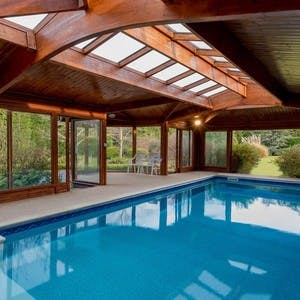 Sleeps13 with indoor pool.thumb
