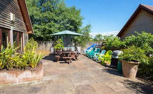 Thorncombe - Imagine all those sunny days on the patio...
