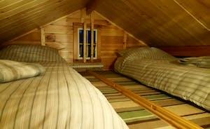 Monktonmead Eaves Sleeping Area