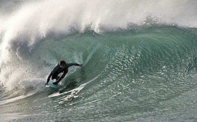 Surfing Breaks