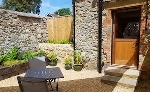 Farm Cottage rear stable door