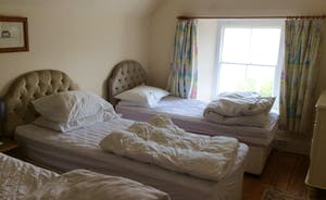 2nd Floor Triple Bedroom