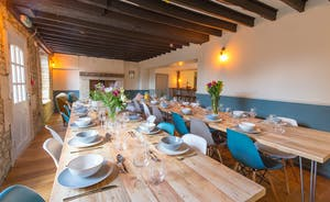 The Plough - Have scrumptious feasts and happy gatherings in the dining room