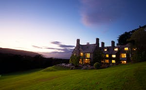 Bossington Hall - Exmoor holiday house sleeping 30 in 15 bedrooms
