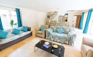 Cockercombe - A well co-ordinated light and airy living space