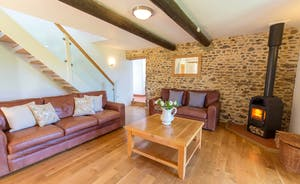 Dippers Rest, Stonehayes Farm - The cottages are calm and uncluttered, yet homely