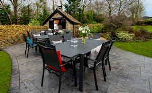 Kingshay Barton - Plenty of outdoor seating for alfresco dining