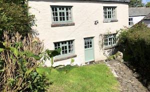 Old Hundredth Cottage from Garden