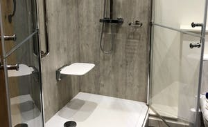 Easy Access Ground Floor Shower room