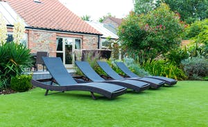 improve your tan our tropical gardens