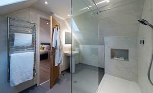 Churchill 30 - The en suite shower room for Bedroom 5