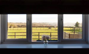 The Piggery - View from Dining / Living room