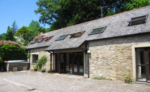 .... imaginatively converted coachhouse and stables