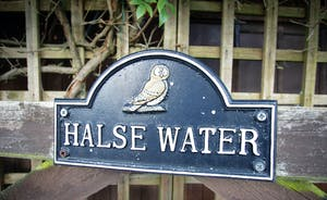 Halse Water House - There's a delightful village pub just a short stroll from the house