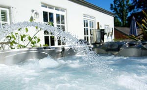 Private Hot Tub In Secluded Garden