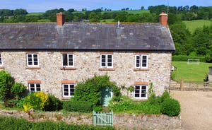 Front aspect of Windover Farm Cottage