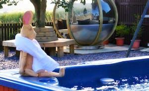 Lady Nina Cottage - Hot tub