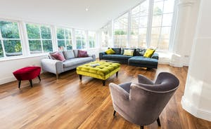 Pitmaston House - Chic interior design throughout