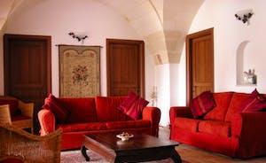 Inside Villa Mimosa