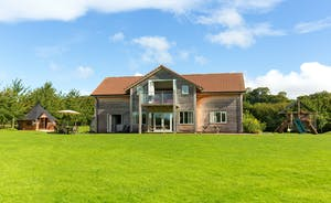 Fuzzy Orchard - Luxury large group accommodation in Somerset