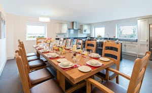 Orchard View - Imagine the happy times with your nearest and dearest around a table laden with food