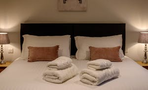 Kingshay Barton - The bedrooms all have such a gentle and restful ambience