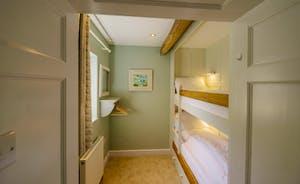 Bespoke bunkbed room